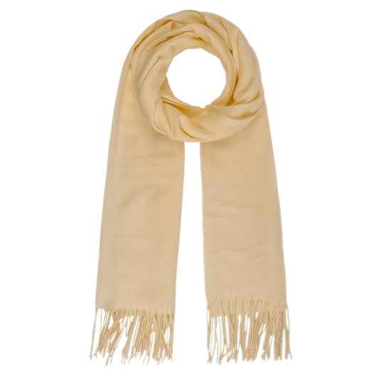 Lovely day scarf beige