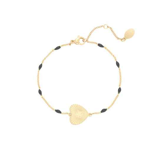Lovely bracelet gold