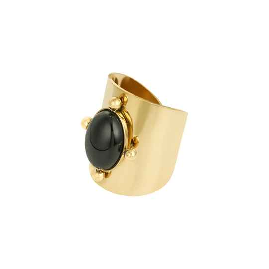 Abby ring gold