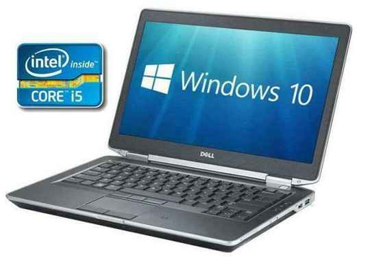 """DELL 14.1"""" Notebook i5-3340M"""