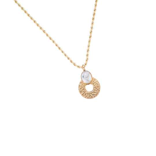 Cassidy Stainless Steel Necklace