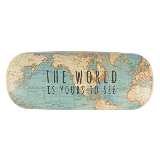 The world is yours to see