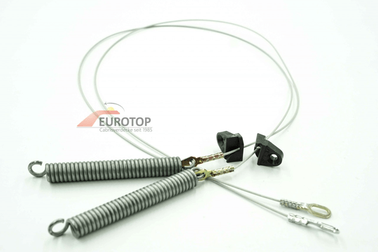 Lateral Tension Cables Above Side Windows Oem 2 Pcs. SL Class (R129) [PRO000349]