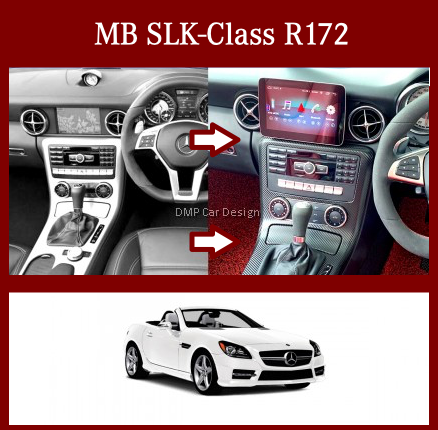 """Android Screen 10.25"""" For MB SLK-Class R172 [PRO000311]"""