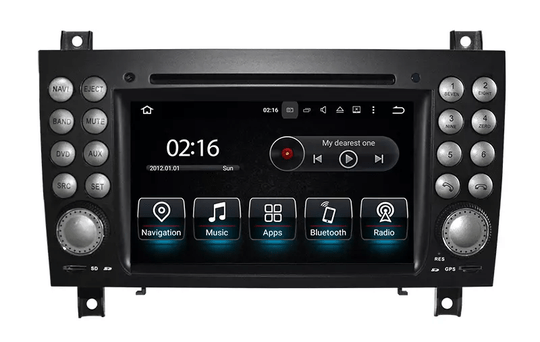 """Hualingan 7"""" Head Unit Android With Dvd [PRO000606]"""
