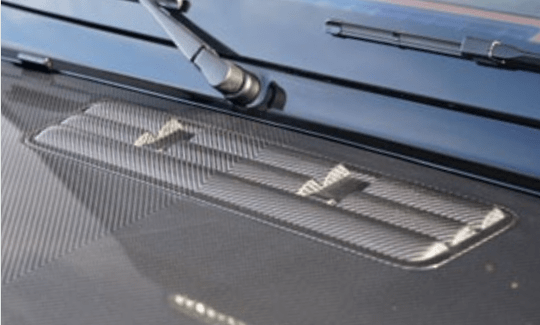 Mansory Air Outtake For Engine Bonnet G Class (W463a) [PRO000396]