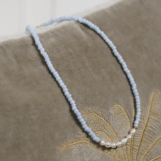 Portugal pearl necklace