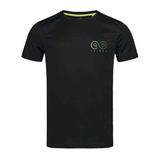 Just Be - Energy - Logo Sport T-Shirt