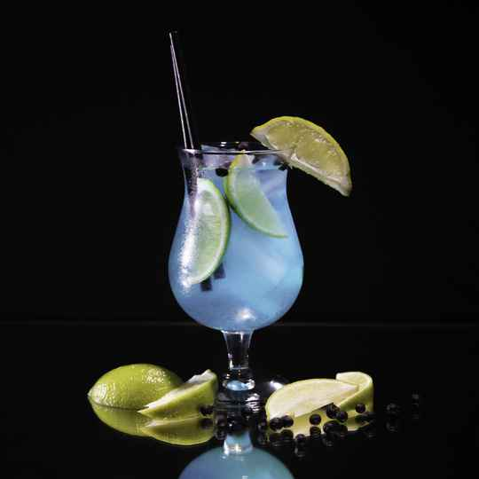 TWISTED BLUE LAGOON cocktailbox - 4x ready-to-serve lekkere zomercocktails