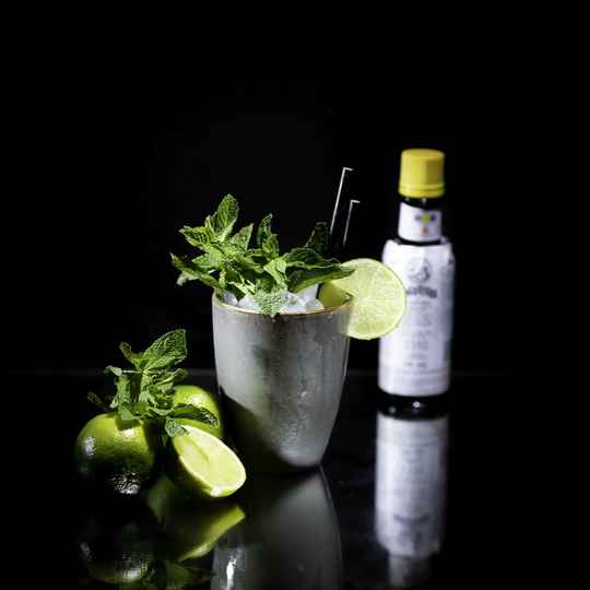 MOJITO cocktailbox - 4x ready-to-serve zoete, iconische cocktail