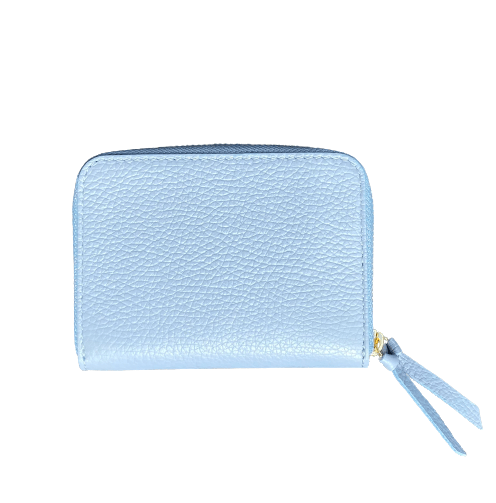 Wallet Leather blue