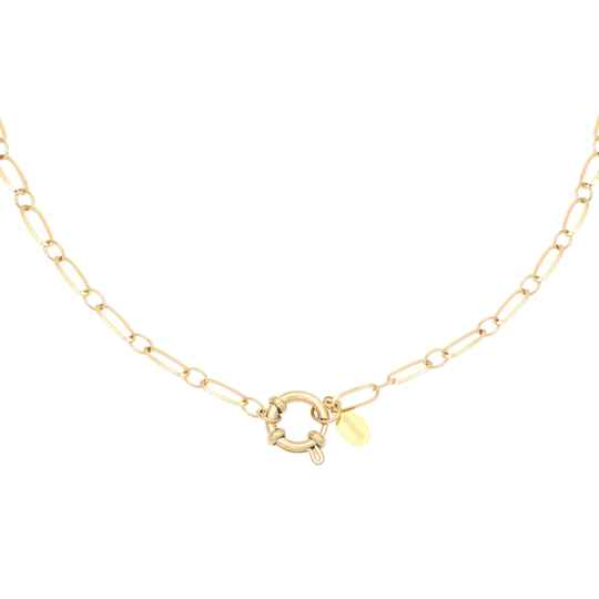 Chain Cora Necklace gold