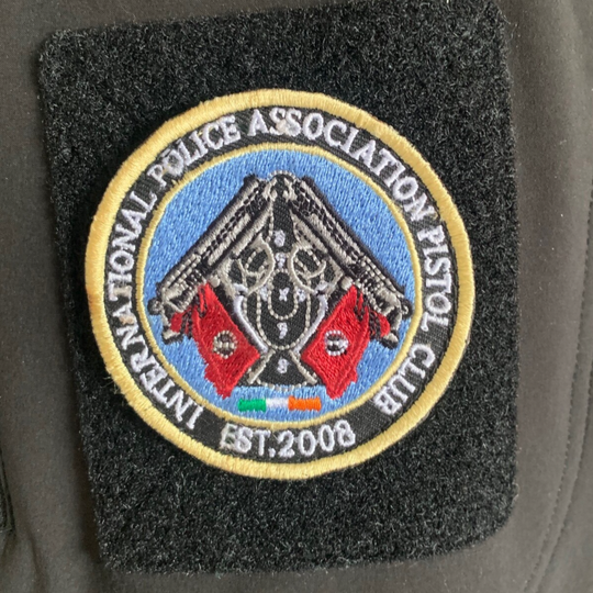 IPAPC Embroidered Patch