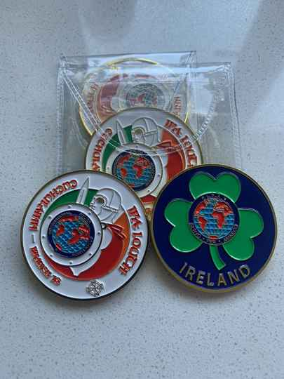 IPA Louth Challenge Coin - Region 16