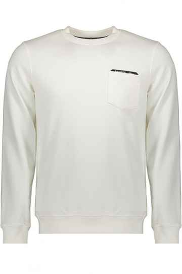 SAUVAGE SWEATER MARTY OFF WHITE
