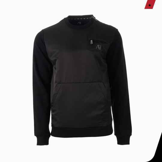 AB Lifestyle Exclusive sweater Black