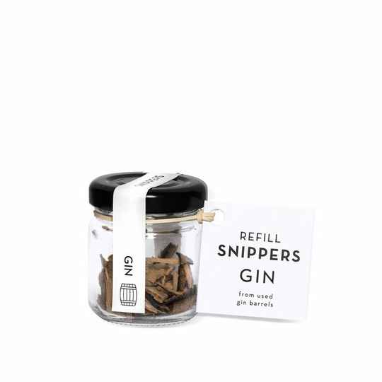 SNIPPERS: Gin
