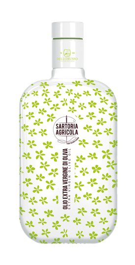 "Huile d'olive Sartoria Agricola ""Green Flower"""