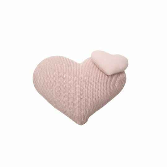 Lorena Canals KNITTED CUSHION LOVE