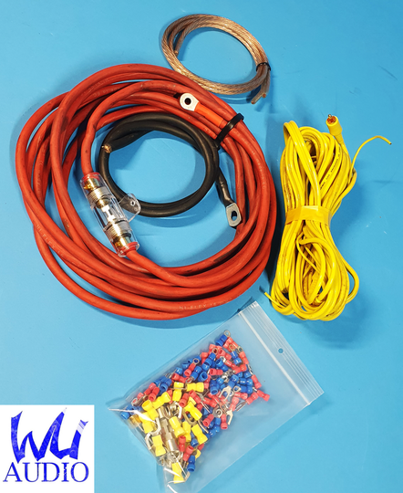16mm2 OFC complete wiring-kit