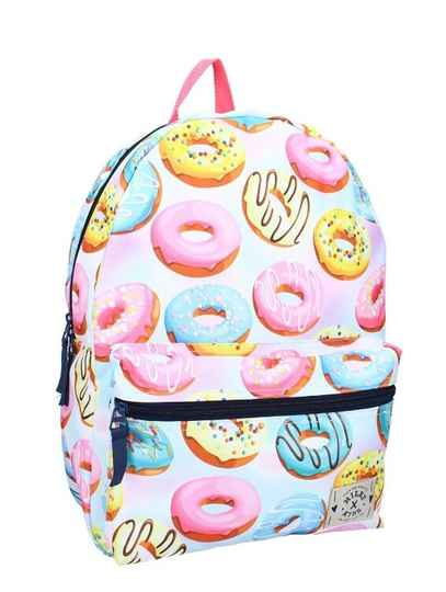 Rugzak Milky Kiss Young, Wild & Free Donuts