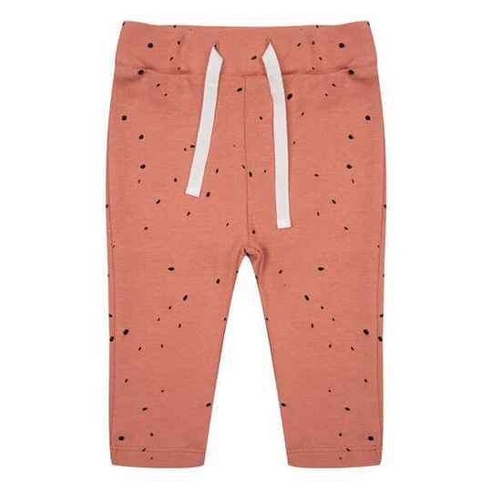 Little Indians - New Born Legging - Canyon Clay