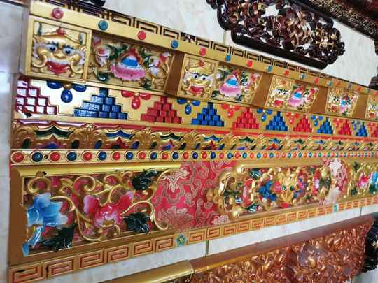 Tibetan home decor