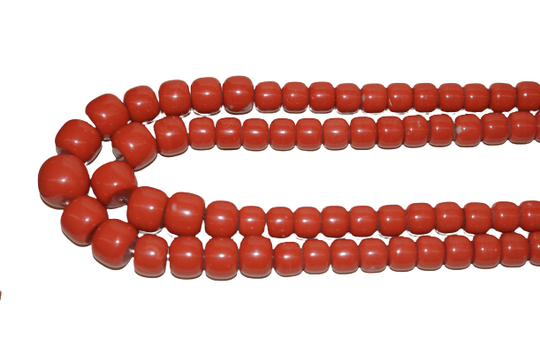 Traditional Tibetan necklace for women