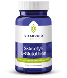 S-Acetyl-L-Glutathion - 90 capsules - 10% korting
