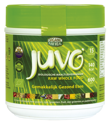 Juvo Original - natural raw whole meal food - 15 maaltijden