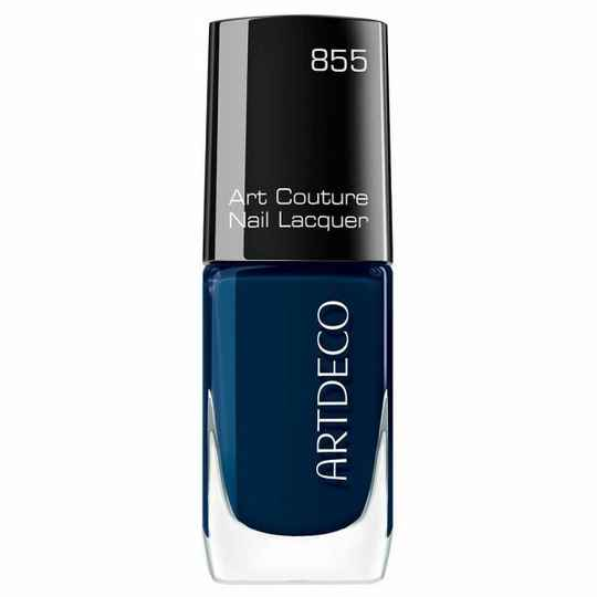 Art Couture Nail Lacquer 855 Ink Blue