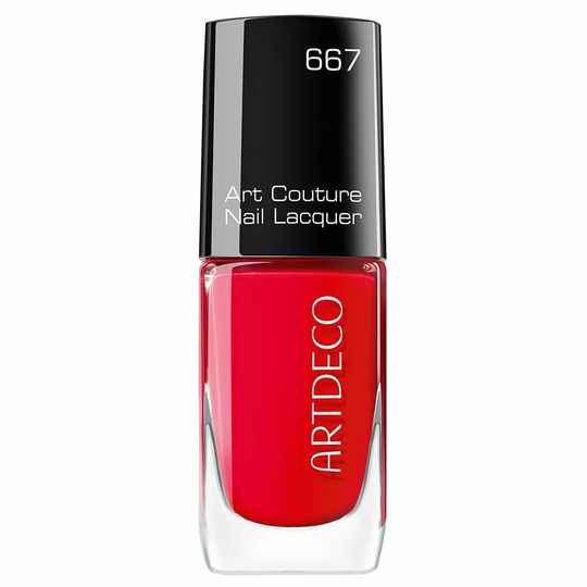 Art Couture Nail Lacquer 667 Fire Red