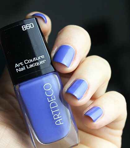Art Couture Nail Lacquer 860 Summer Lilac
