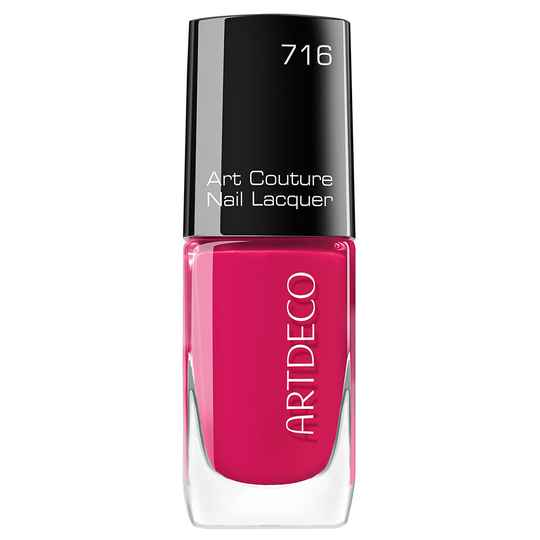 Art Couture Nail Lacquer 716 Pink Temptation