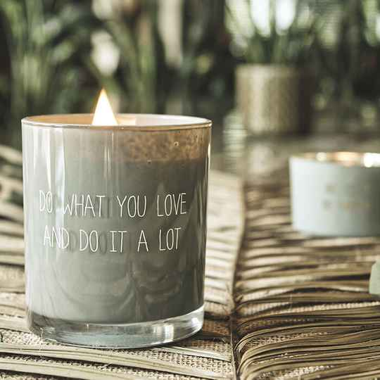 sojakaars : Do what you love and do is a lot