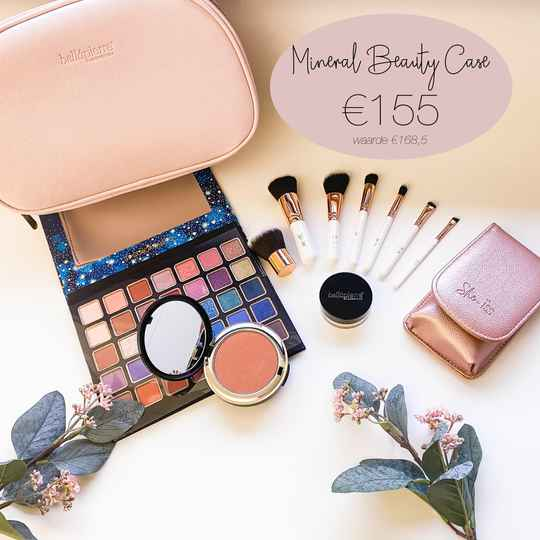 Mineral Beauty Case