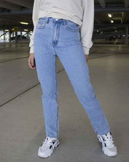 AMBER Jeans - BLUE