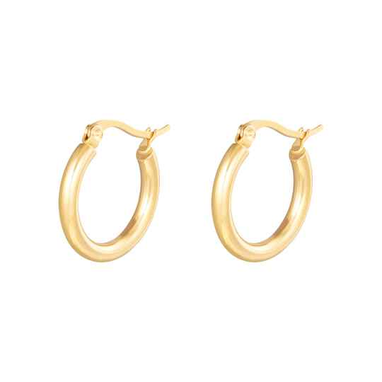 Hoops Smooth - GOLD