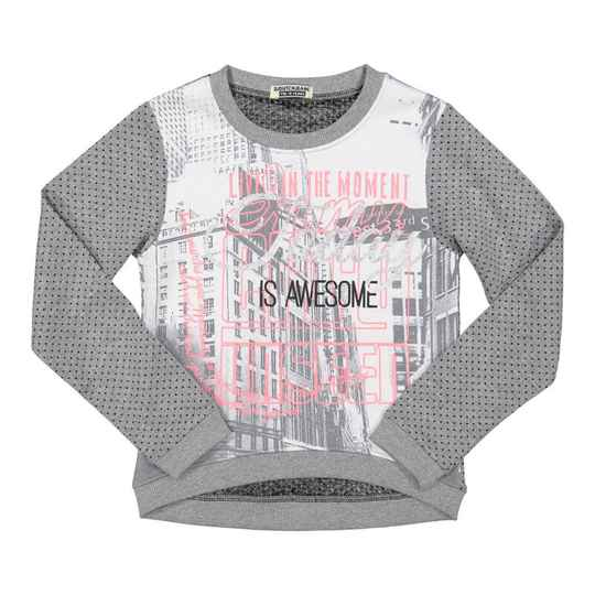 DJ Dutchjeans sweater - So Awesome