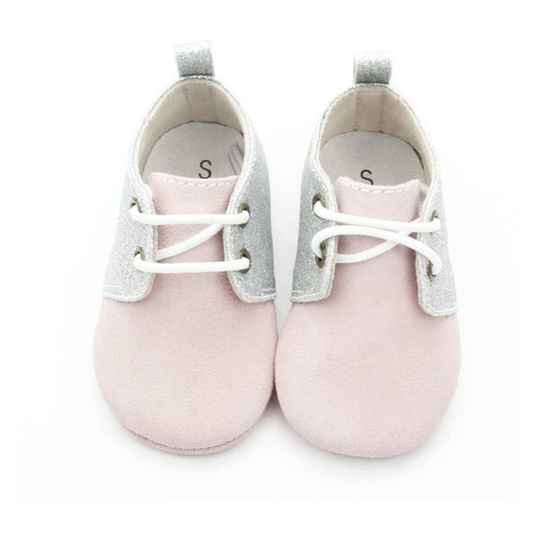 Moon boots Oxford - Sparkle rose