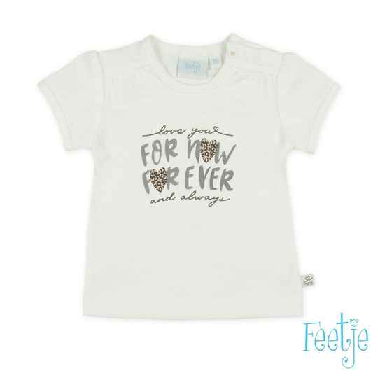Feetje - T-shirt For Now Panter Perfect