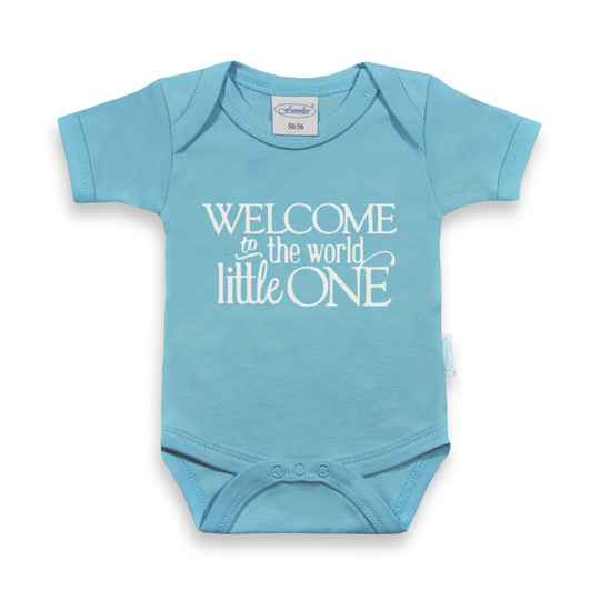 Funnies - Romper - Welcome to the world