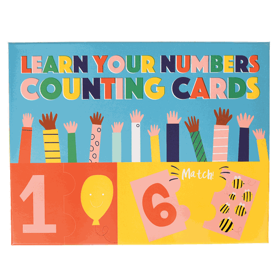 Learn your Numbers - Rex London