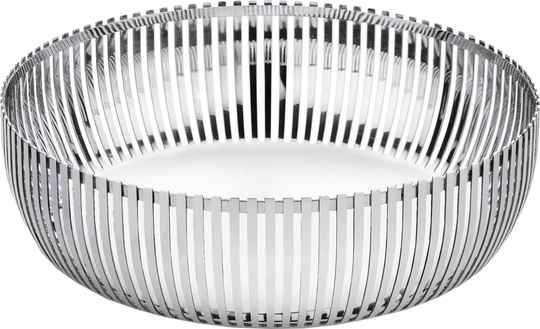 Alessi PCH02 basket stainless steel dia 23cm