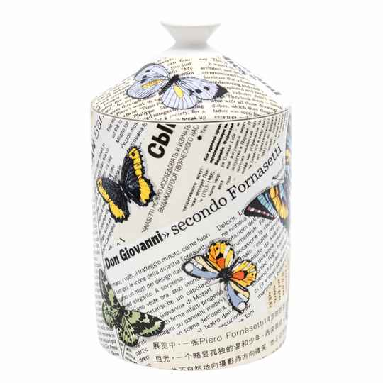 Fornasetti Scented Candle Ultime Notizie - 300g