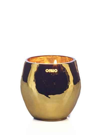 Onno Scented Candle Cape Gold, Zanzibar small Ø13xH13