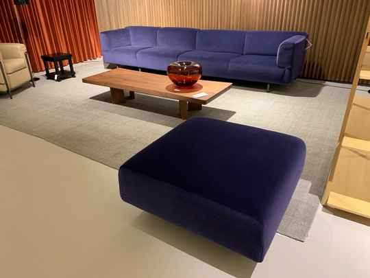 Cassina MET sofa  - showroommodel 2021