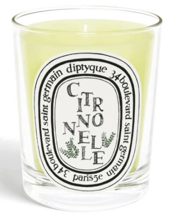 Diptyque - Scented Candle 190gr - Citronella