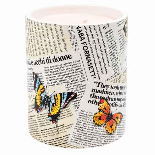 Fornasetti Scented Candle Ultime Notizie - 900g