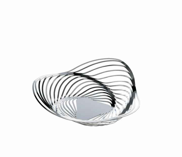 Alessi Trinity dish stainless dia 26cm low